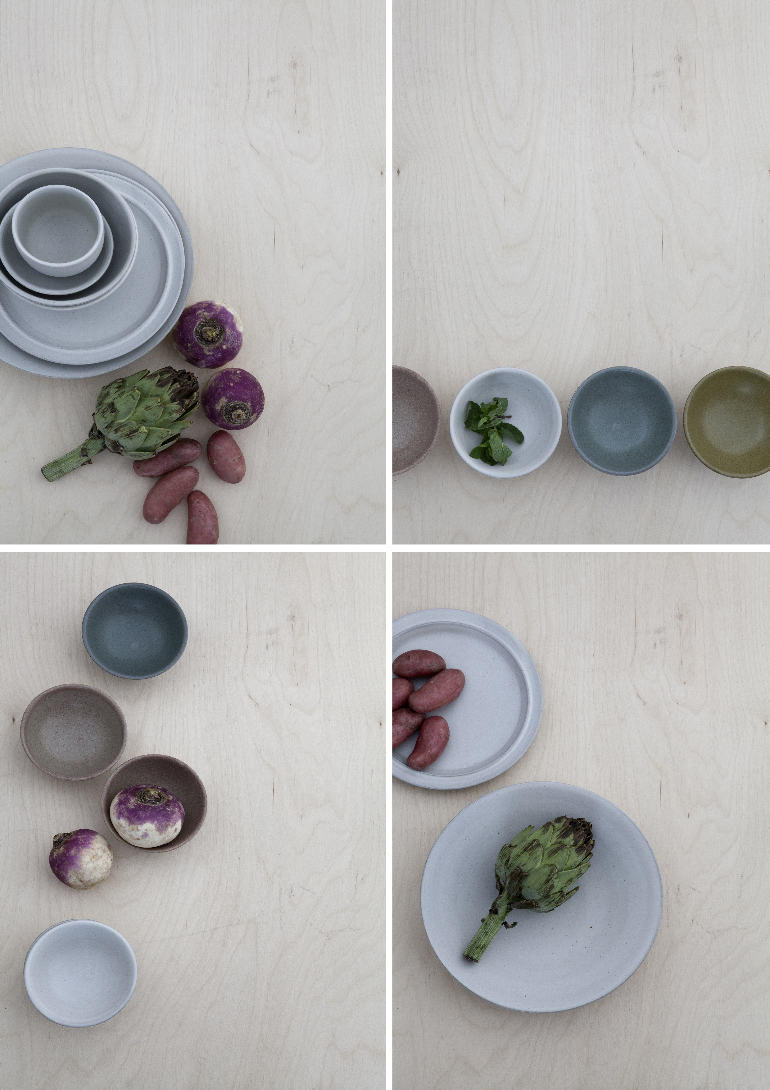 Edblad keramikk