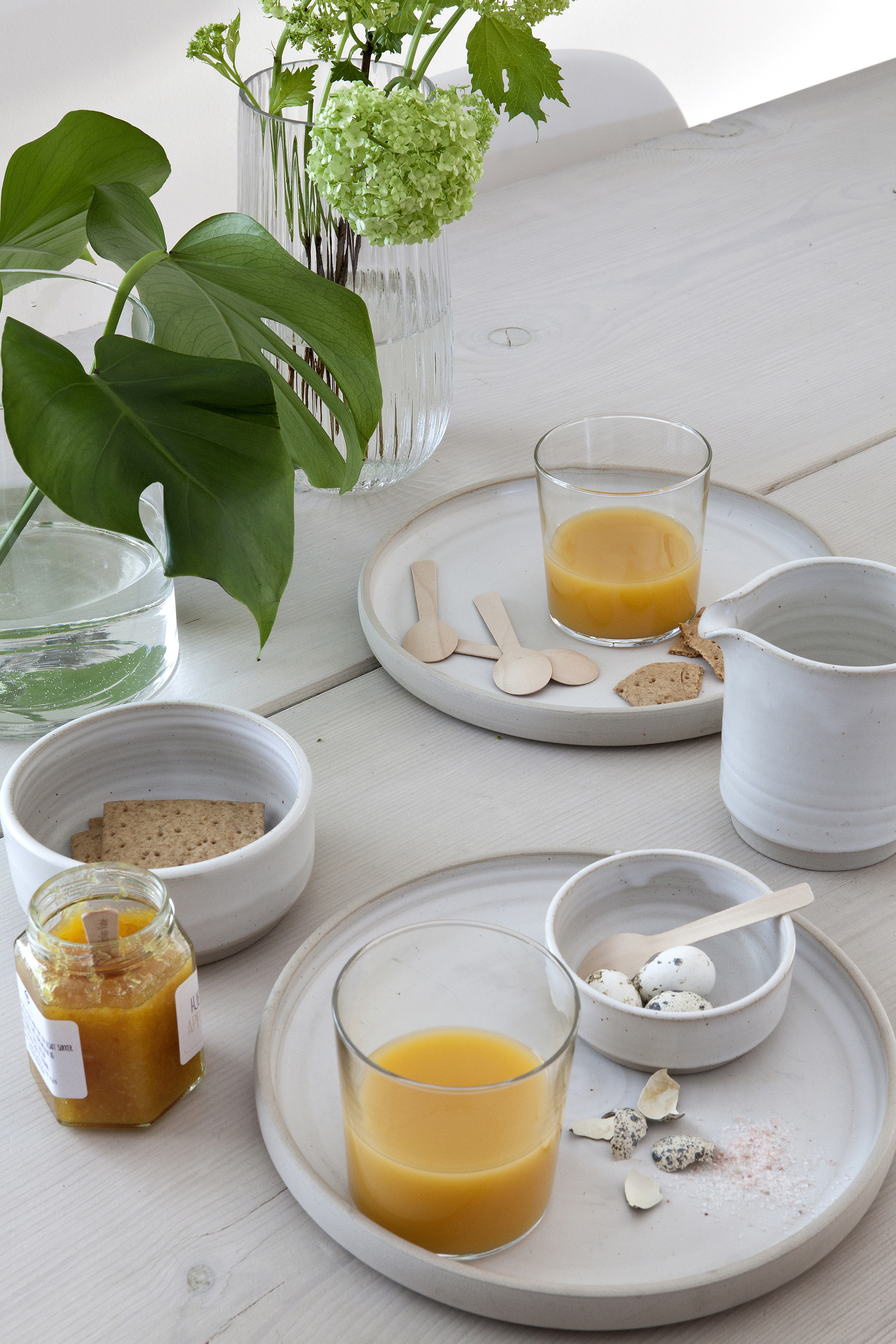 Frama, keramikk, frokost