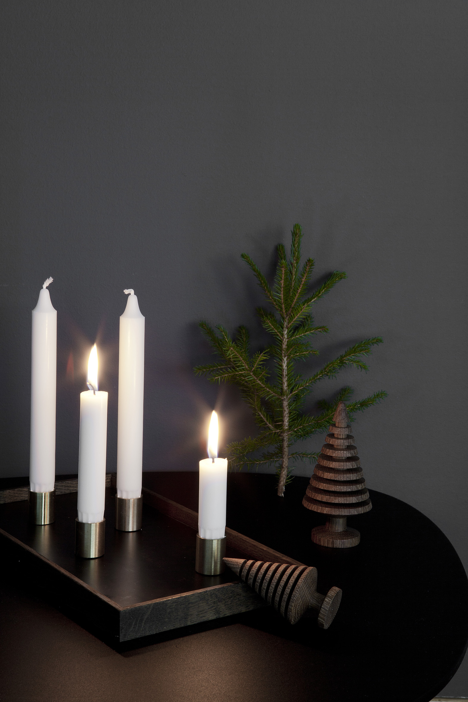 Jul - Adventslys - The Oak Men - 2athome.no