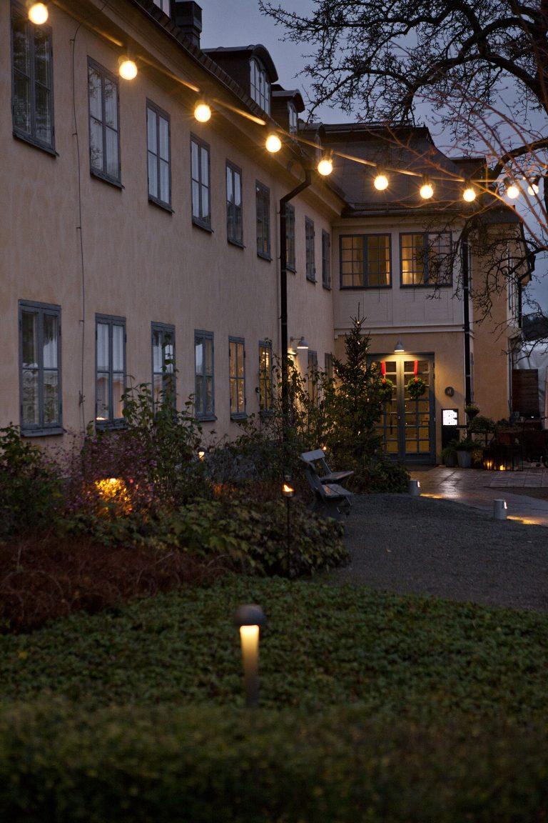 Hotel Skeppsholmen - Stockholm - Jul
