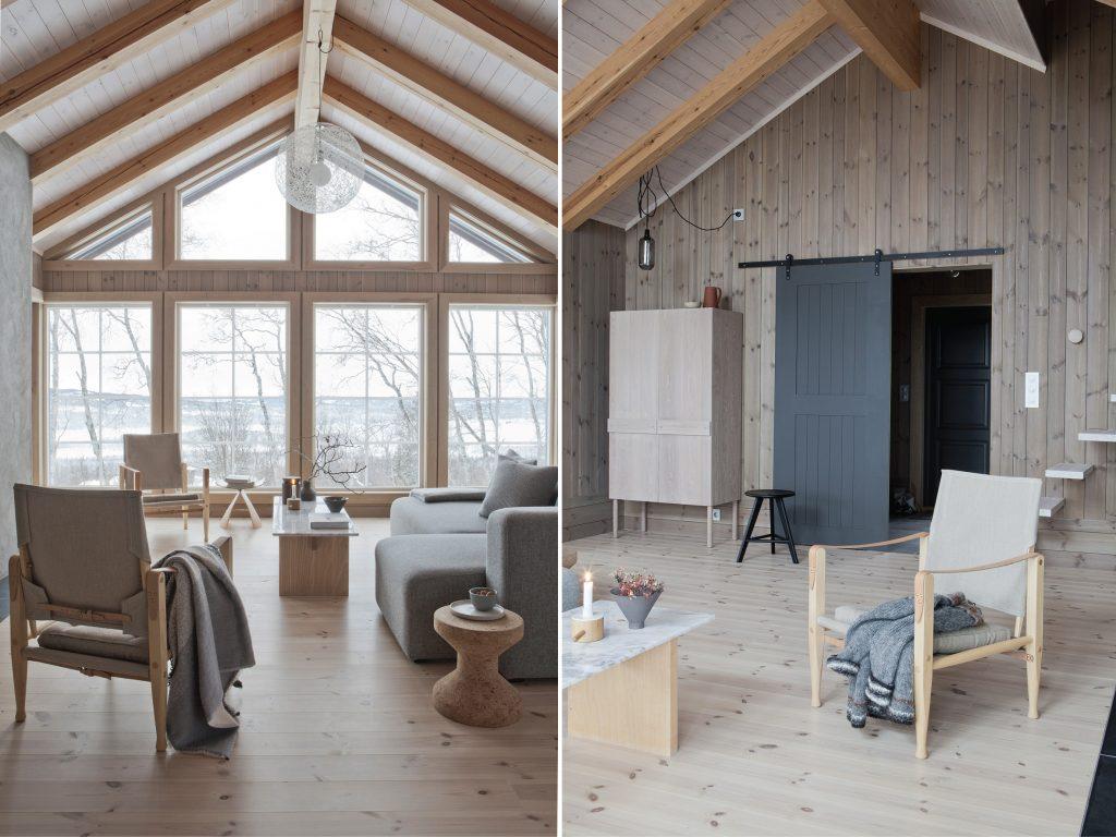 Norsk design, Hytte, Cabin