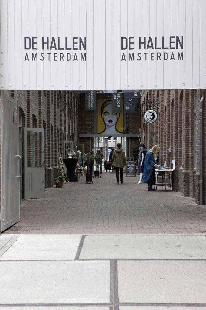 Amsterdam - De Hallen
