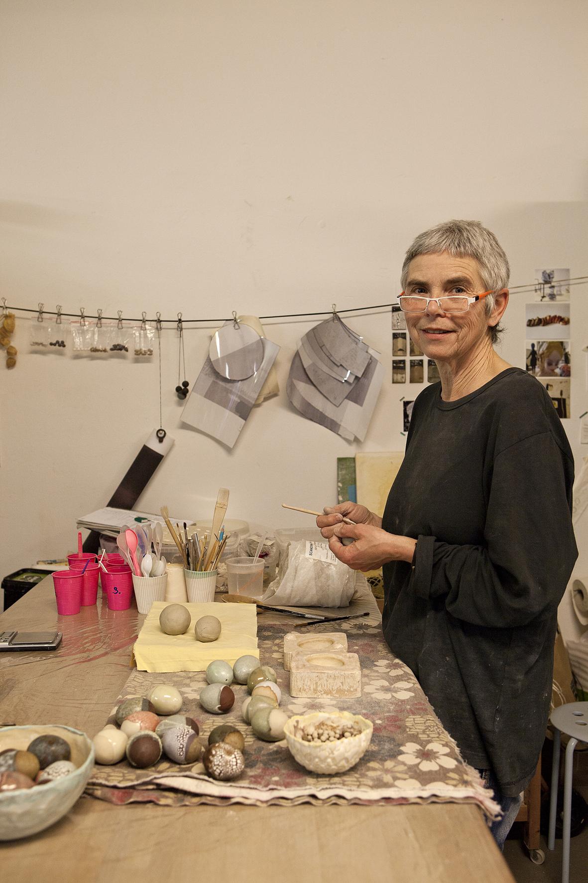 Mette Strøm - Norske Kunsthåndverkere