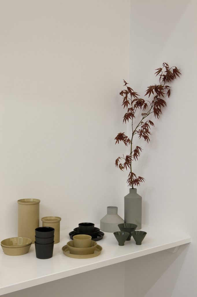 Norsk design – Guri Sandvik – Keramikk – Galleri Format