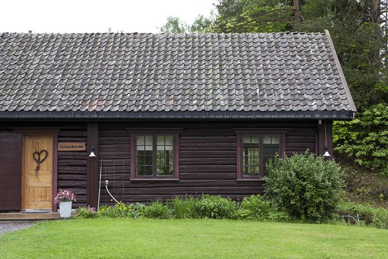 Grinaker Vev – Andreas Engesvik - Bunadspledd